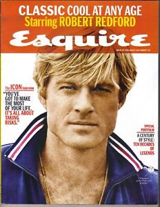 Redford cover
